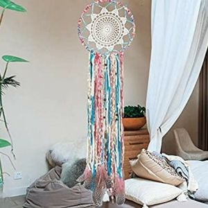 Other - Handmade beautiful dreamcatcher
